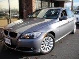 2009 Space Grey Metallic BMW 3 Series 328i Sedan #21767768