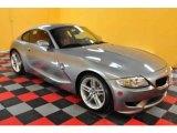 2007 Silver Grey Metallic BMW M Coupe #21776017