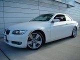 2009 Alpine White BMW 3 Series 335i Convertible #21763544