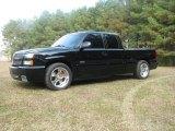 2003 Black Chevrolet Silverado 1500 SS Extended Cab AWD #21772473