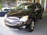 2010 Black Chevrolet Equinox LTZ #21782165