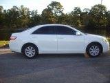 2008 Super White Toyota Camry XLE V6 #21774981