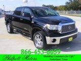 2008 Black Toyota Tundra SR5 CrewMax 4x4 #21773044