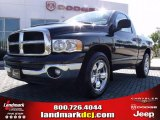 2004 Black Dodge Ram 1500 SLT Regular Cab #21770307