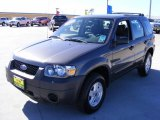 2006 Dark Shadow Grey Metallic Ford Escape XLS #2171843