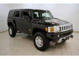 2009 Black Hummer H3  #21780730