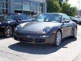 2008 Meteor Grey Metallic Porsche 911 Targa 4 #218228