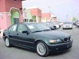 2004 Oxford Green Metallic BMW 3 Series 325i Sedan #21775655