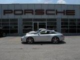 2007 Arctic Silver Metallic Porsche 911 Targa 4S #7531