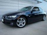 2007 Monaco Blue Metallic BMW 3 Series 328xi Coupe #21763539