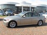 2008 Platinum Bronze Metallic BMW 3 Series 328i Sedan #21775981