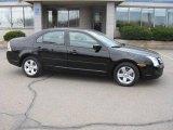 2008 Black Ebony Ford Fusion SE #21774492