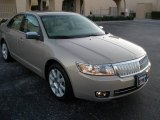 2008 Dune Pearl Metallic Lincoln MKZ Sedan #21771364