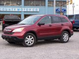 2007 Tango Red Pearl Honda CR-V EX 4WD #21770508