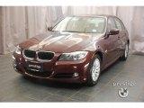 2009 Barbara Red Metallic BMW 3 Series 328xi Sedan #21761693