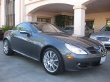 2006 Mercedes-Benz SLK designo Graphite Metallic