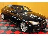 2009 Jet Black BMW 3 Series 335xi Sedan #21876712