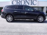 2010 Carbon Black Metallic Buick Enclave CXL #21872720