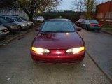 2000 Ruby Red Oldsmobile Alero GL Sedan #21882804