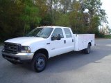2004 Ford F450 Super Duty XL Crew Cab Data, Info and Specs