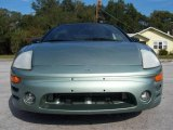 2003 Alloy Green Pearl Mitsubishi Eclipse Spyder GT #21878684