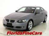 2007 Space Gray Metallic BMW 3 Series 335i Coupe #21867649