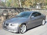 2007 Space Gray Metallic BMW 3 Series 335i Coupe #21867777