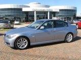 2009 Blue Water Metallic BMW 3 Series 328i Sedan #21876688