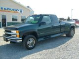 1998 Chevrolet C/K 3500 K3500 Cheyenne Extended Cab 4x4 Dually Data, Info and Specs