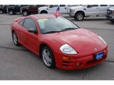 2003 Saronno Red Mitsubishi Eclipse GT Coupe #21942103
