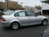 2005 Titanium Silver Metallic BMW 3 Series 325xi Sedan #21927610