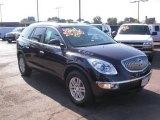 2008 Dark Crimson Metallic Buick Enclave CX #21940659