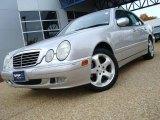 2002 Mercedes-Benz E 430 Sedan