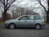 2005 Light Tundra Metallic Ford Focus ZXW SES Wagon #21935059