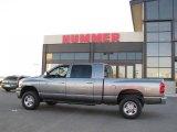 2007 Mineral Gray Metallic Dodge Ram 1500 SLT Mega Cab 4x4 #21940917