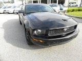 2006 Black Ford Mustang V6 Premium Coupe #21937085