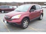 2007 Tango Red Pearl Honda CR-V EX 4WD #21939617