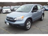 2007 Glacier Blue Metallic Honda CR-V LX 4WD #21939614