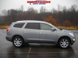 2008 Blue Gold Crystal Metallic Buick Enclave CXL AWD #22006515