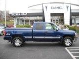 1999 Indigo Blue Metallic Chevrolet Silverado 1500 LT Extended Cab 4x4 #21999513