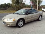 2002 Light Almond Pearl Metallic Chrysler Sebring LXi Convertible #22010781