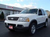 2004 Oxford White Ford Explorer XLT 4x4 #22002243