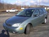 2005 Light Tundra Metallic Ford Focus ZXW SES Wagon #21993830