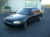 2001 Hyundai Accent L Coupe