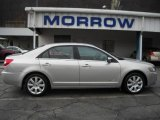 2008 Silver Birch Metallic Lincoln MKZ Sedan #21996747