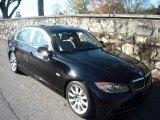2006 Jet Black BMW 3 Series 330i Sedan #21995431