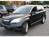 2007 Nighthawk Black Pearl Honda CR-V EX-L 4WD #21994296