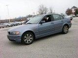 2003 Steel Blue Metallic BMW 3 Series 325xi Sedan #22060617