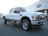 2010 Ford F350 Super Duty King Ranch Crew Cab 4x4 Data, Info and Specs