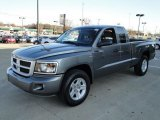 2010 Mineral Gray Metallic Dodge Dakota Big Horn Extended Cab 4x4 #22062433